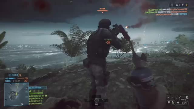 Watch Torch Campers GIF by Gamer DVR (@xboxdvr) on Gfycat. Discover more Battlefield4, Im Mr Six, xbox, xbox dvr, xbox one GIFs on Gfycat