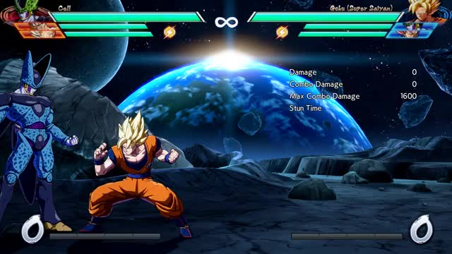 Watch Goku - Corner - 2M into 1-Super (most meter) - 5438 damage GIF by @robro on Gfycat. Discover more related GIFs on Gfycat