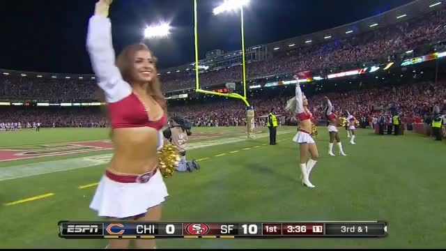 Watch San Francisco 49ers cheerleaders GIF by @cheerleaders on Gfycat. Discover more sf GIFs on Gfycat