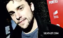 Watch jack falahee. GIF on Gfycat. Discover more Connor Walsh, gif, how to get away with murder, htgawm, htgawm cast, interview, jack falahee, mine GIFs on Gfycat