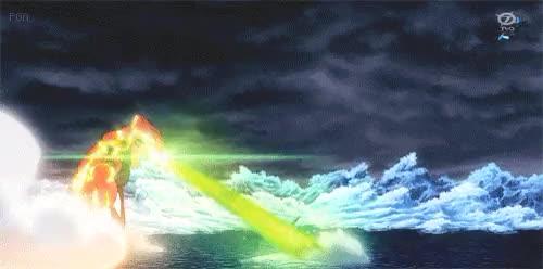 Watch and share Mega Charizard X GIFs and Mega Evolution GIFs on Gfycat
