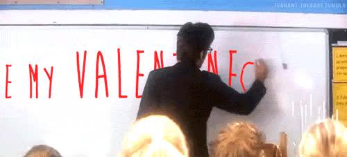 """""""Valentine! Valentine, valentine,valentine,valentine, valentine."""" GIFs"""