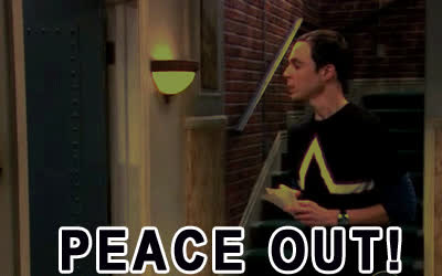 peace out GIFs