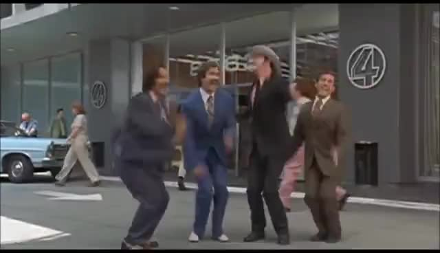 Anchorman, New Suits GIFs