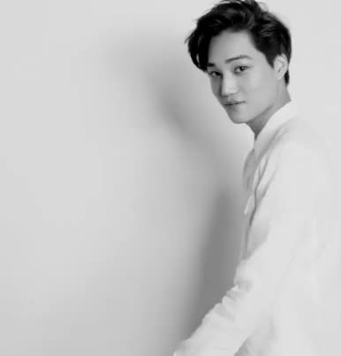 Watch this exo GIF on Gfycat. Discover more bias, exo, exo gif, exo k, exo k gif, exo mcm, hes so cute, his jawline, his smile, jongin, jongin gif, kai, kai gif, kpop, kpop gif, lord, mygif, smile GIFs on Gfycat