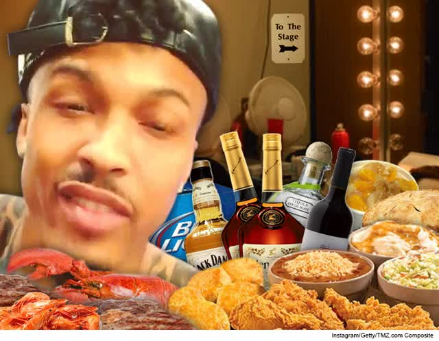Watch and share August Alsina's Not Getting Onstage Unless He Gets $60k ... And A Feast. GIFs on Gfycat