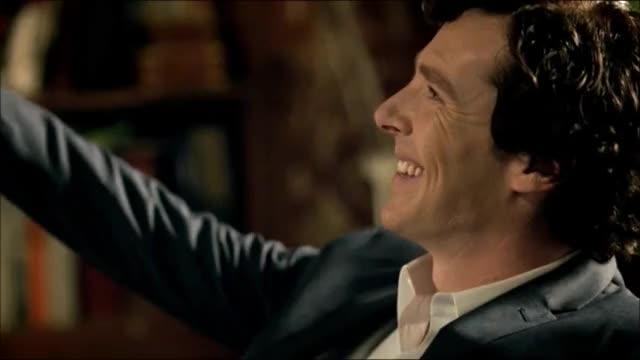 Sherlock aus janine