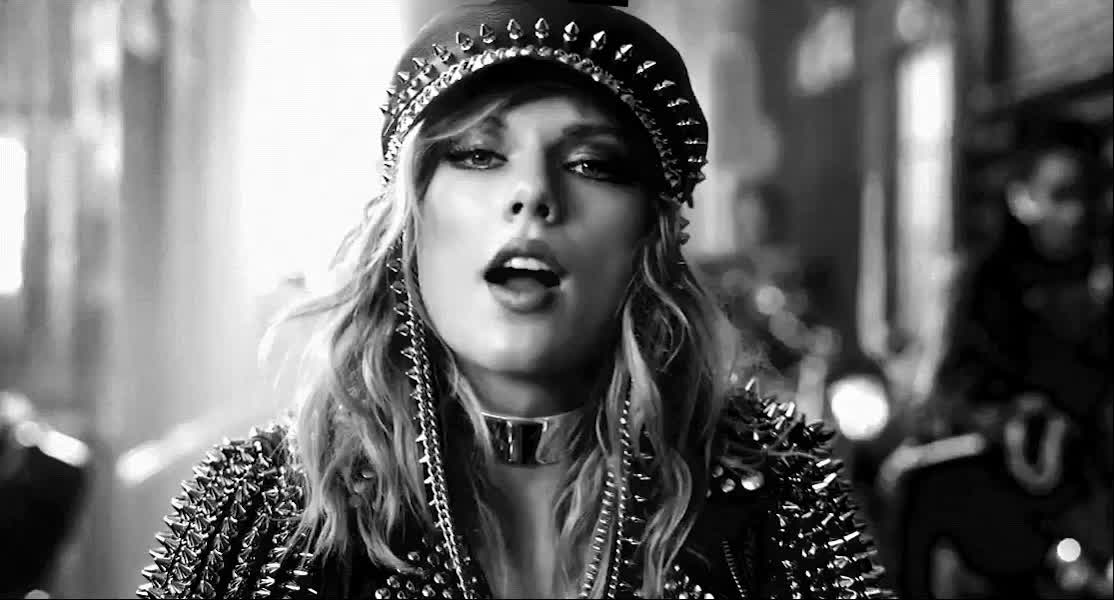 deal with it, look what you made me do, reputation, sunglasses, taylor swift, Biker Taylor Deal With It GIFs