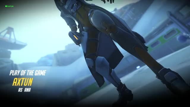 Watch and share 3v3 Ana Potg GIFs by Axtun on Gfycat