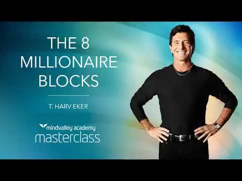 Watch and share Harv Eker - The 8 Millionaire Blocks GIFs by herimix on Gfycat