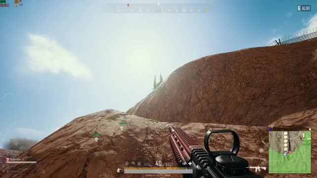 Watch vlc-record-2018-07-07-04h14m49s-PLAYERUNKNOWN GIF on Gfycat. Discover more PUBATTLEGROUNDS, pubg GIFs on Gfycat