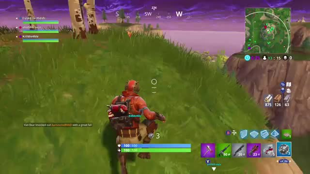 Watch this GIF by Xbox DVR (@xboxdvr) on Gfycat. Discover more FortniteBattleRoyale, I used to mosh, xbox, xbox dvr, xbox one GIFs on Gfycat