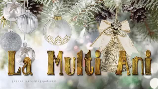 Watch and share La Multi Ani, 2017 !!! Craciun Fericit Si An Nou Fericit! GIFs on Gfycat
