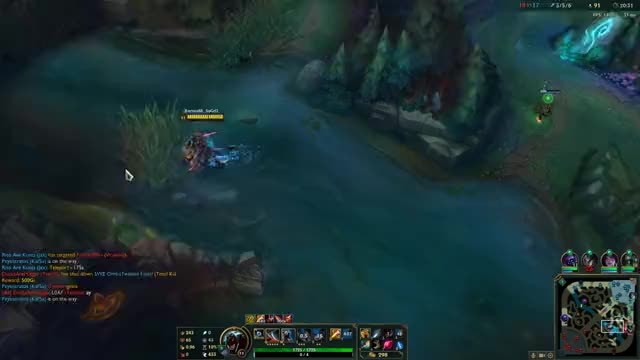 Watch 4k GIF by Overwolf (@overwolf) on Gfycat. Discover more League of Legends, Quadra-kill, Rengar GIFs on Gfycat