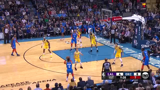 Watch and share Basketball GIFs by upthedailythunder on Gfycat