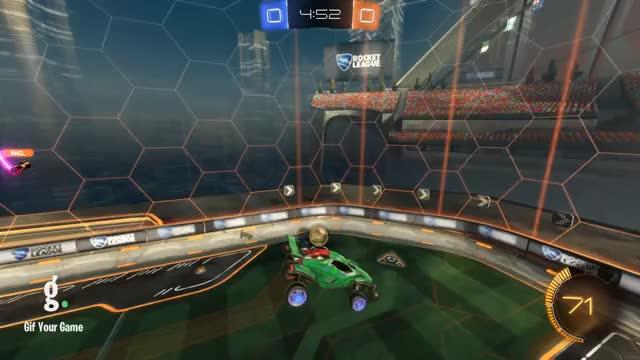 Goal 1: Chad Slabcock