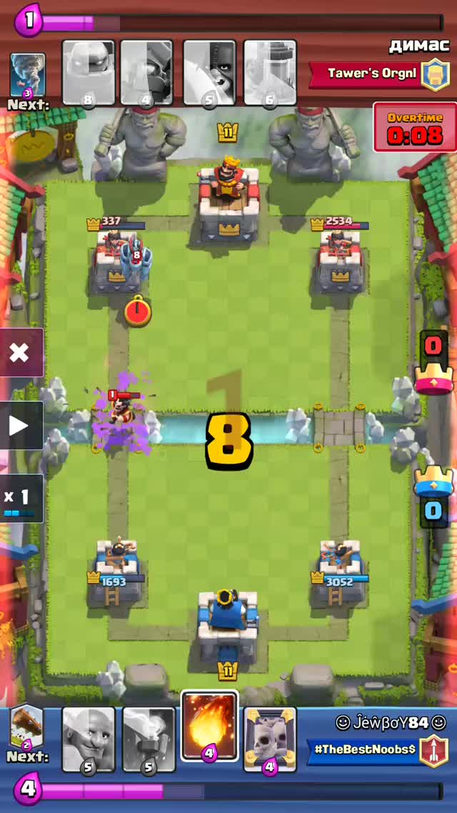 Watch and share Clash Royals GIFs by steve84 on Gfycat