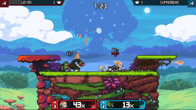 Watch and share Rivals Of Aether GIFs by Levin on Gfycat