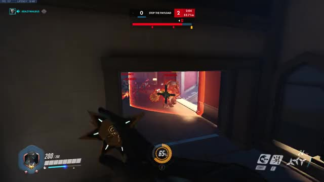 Watch and share Overwatch GIFs by LLuckyeo on Gfycat