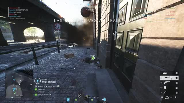 Watch and share Bfv Quick Kills GIFs and Bf5 Killstreak GIFs by Affanity on Gfycat