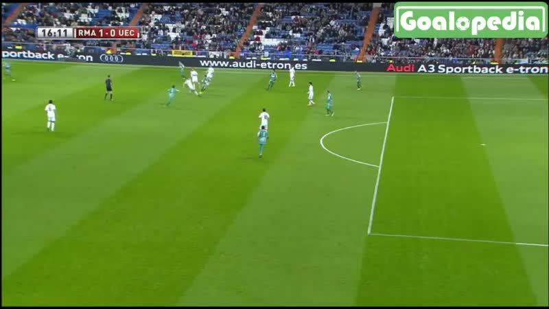 halamadrid, soccer, R/Soccer's most upvoted goals for high profile players in 2014-15 (reddit) GIFs