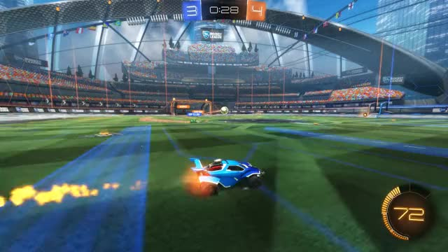 Watch Goal 8: Critters GIF by Gif Your Game (@gifyourgame) on Gfycat. Discover more Critters, Gif Your Game, GifYourGame, Goal, Rocket League, RocketLeague GIFs on Gfycat