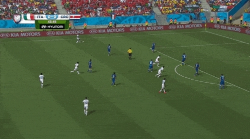 CostaRica Italy WorldCup GIFs