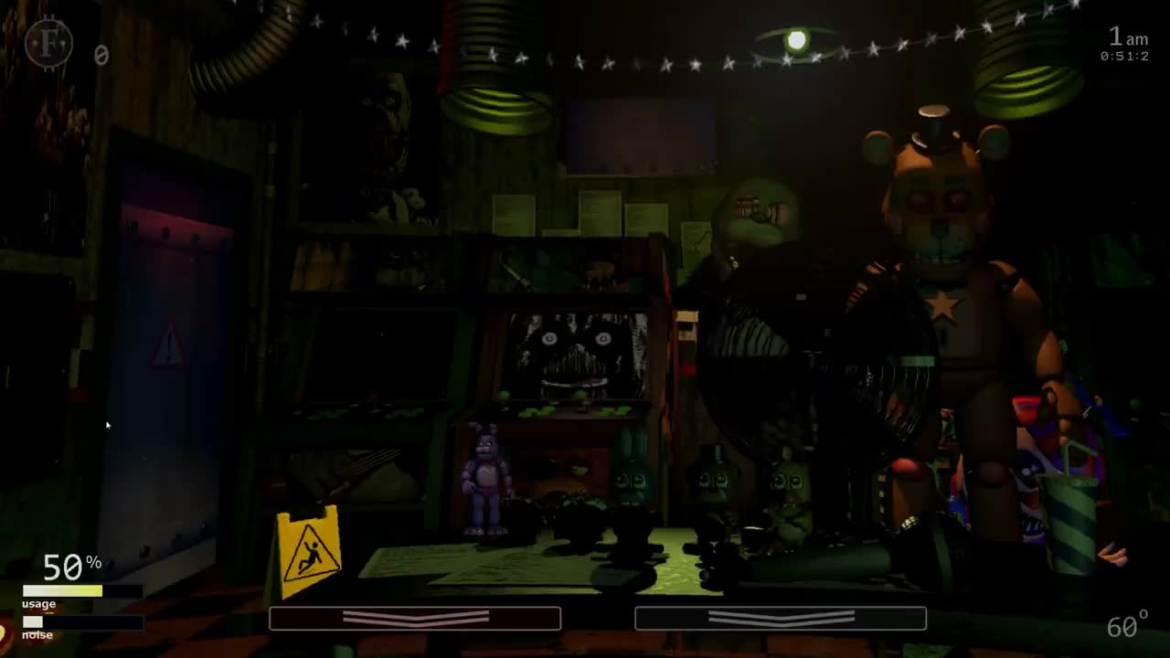 Fnaf 6 Custom Night Gifs Search | Search & Share on Homdor