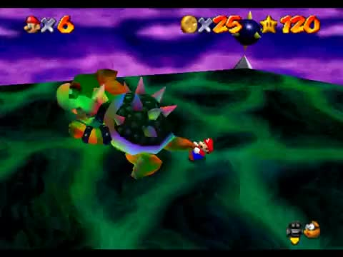 Watch SM64 - Bowser Glitches GIF on Gfycat. Discover more 64, mario, super GIFs on Gfycat