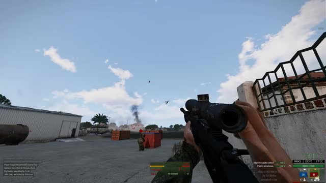 Watch and share King Of The Hill GIFs and Arma 3 GIFs by gilatar on Gfycat