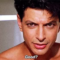 Watch this good GIF on Gfycat. Discover more good, jeff goldblum GIFs on Gfycat