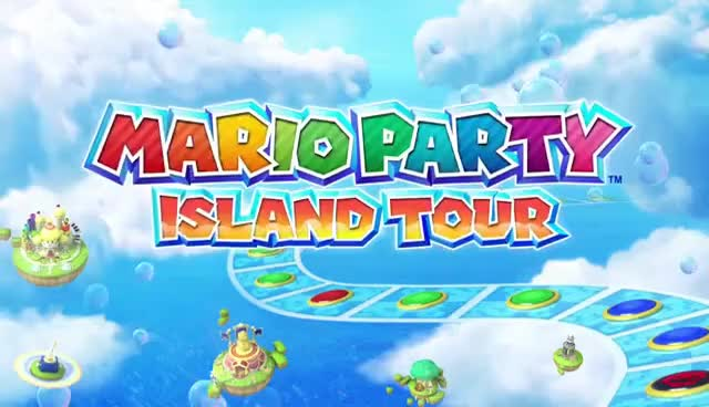 Watch and share Mario Party Island Tour GIFs on Gfycat