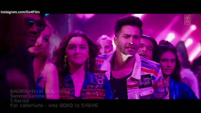 Watch and share Varun Dhawan Songs GIFs and Tamma Tamma Varun GIFs by go4film on Gfycat
