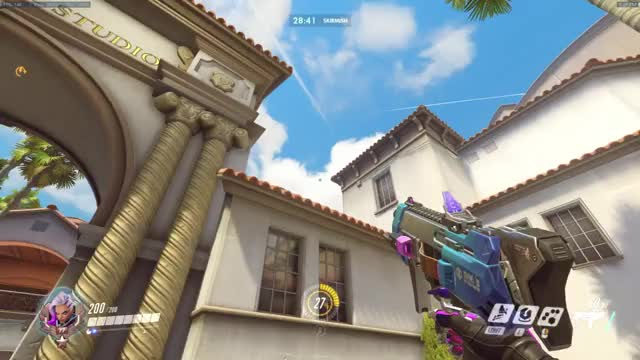 Watch A compilation of Sombra flanks I've found on several different maps (reddit) GIF on Gfycat. Discover more Overwatch, OverwatchUniversity GIFs on Gfycat