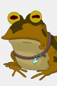 Watch and share Benders Big Score Hypnotoad GIFs on Gfycat