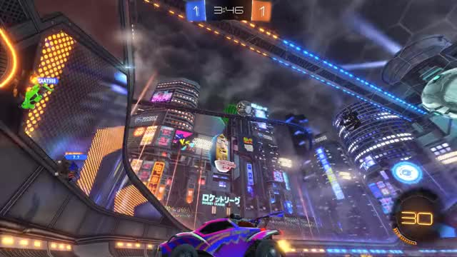 Watch Save 2: Intel GIF by Gif Your Game (@gifyourgame) on Gfycat. Discover more Gif Your Game, GifYourGame, Intel, Rocket League, RocketLeague, Save GIFs on Gfycat