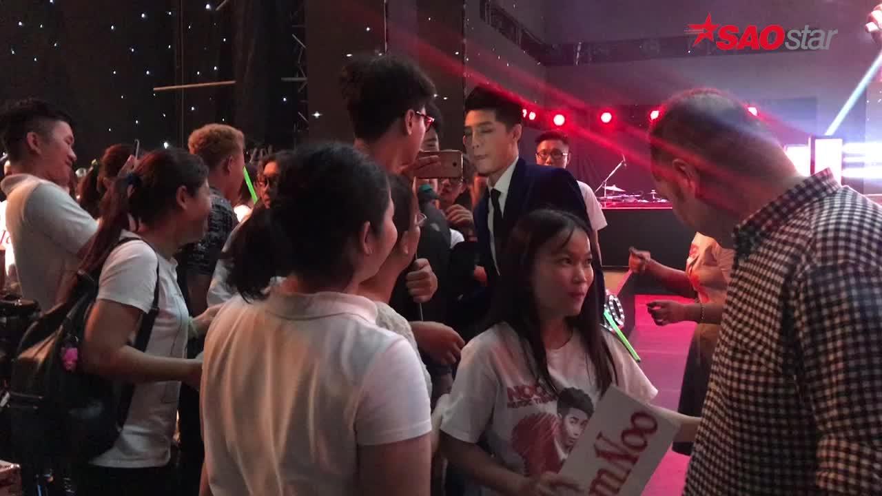 Noo Phước Thịnh và Tóc Tiên: Ai sẽ là idol quốc dân trong hậu trường Vòng đối đầu The Voice 2018?