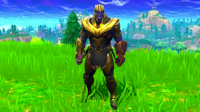Watch and share THANOS ORANGE JUSTICE DANCE! Emote Dance Pt3 - Fortnite Battle Royale GIFs on Gfycat