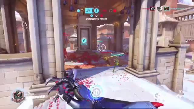 Juking Winston into 4k blade