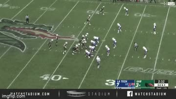 Watch and share Amik Robertson Tackling #1 GIFs by Owen Straley on Gfycat