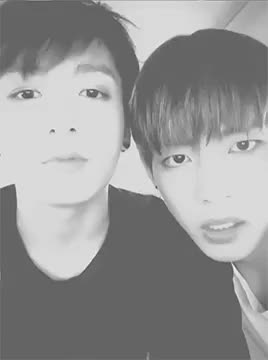 Watch you're cute GIF on Gfycat. Discover more THIS IS SUPER CUTE??, bangtan, bts, his nose disappeared, jungkook, mine, v, vkook GIFs on Gfycat