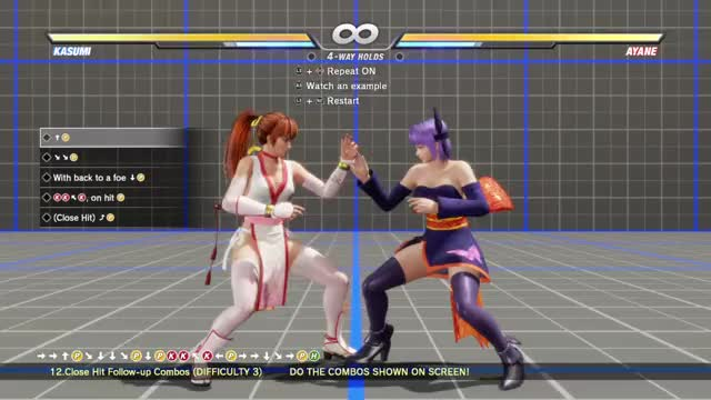 Watch DEAD OR ALIVE 6 20190318203648 GIF on Gfycat. Discover more StreetFighter GIFs on Gfycat