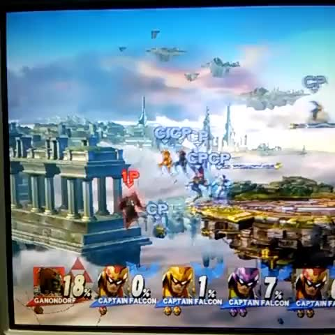 Watch What is the most satisfying move in Smash? (reddit) GIF on Gfycat. Discover more GanondorfMains, oddlysatisfying, smashbros GIFs on Gfycat