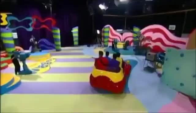 Watch and share The Wiggles - Toot Toot Chugga Chugga Big Red Car (2002) GIFs on Gfycat