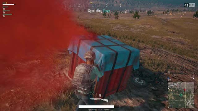 Watch and share PLAYERUNKNOWN'S BATTLEGROUNDS  7_14_2017 11_59_49 PM GIFs on Gfycat