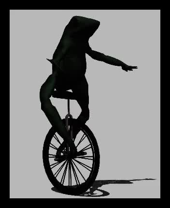 Watch and share Dat Boi GIFs on Gfycat