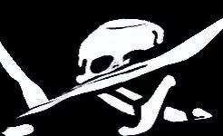 Watch and share Jolly Roger GIFs and Pirate Flag GIFs on Gfycat