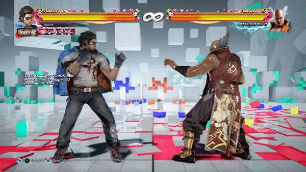 Watch Hwoarang Combo 1 GIF by @eunice on Gfycat. Discover more related GIFs on Gfycat
