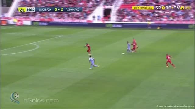 Watch and share (www.nGolos.com) Dijon 0-[3] Monaco - Falcao 37' GIFs on Gfycat