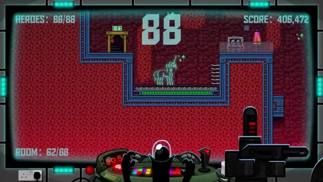 Watch and share Indiegames GIFs and 88 Heroes GIFs by Bitmap Bureau on Gfycat